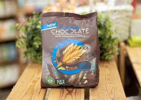 Конфеты ™  COBARDE el  Chocolate  мультизлаковые с темной глазурью 150 гр - фото 8962
