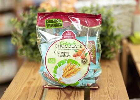 Конфеты ™  COBARDE el  Chocolate  мультизлаковые с миндалем  200 гр - фото 8963