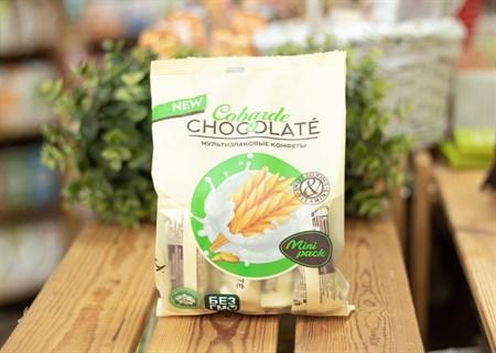 Конфеты ™  COBARDE el  Chocolate  мультизлаковые с белой глазурью 150 гр - фото 8965