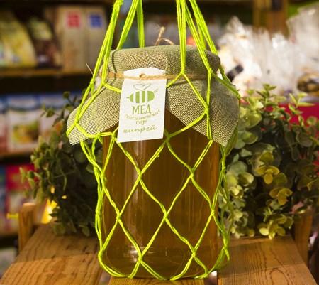 Мед ™  Зеленая Улица  кипрейный 2 кг (в банке ) - фото 9009