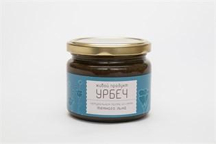 Урбеч ™  Живой продукт  из семян ТЕМНОГО льна 225 гр.