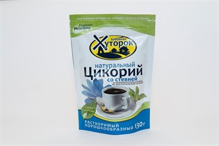 Цикорий  Бабушкин Хуторок   со Стевией и Сливками  130 г.