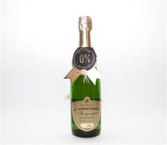 Шампанское ™  Absolute Nature  безалкогольное Полусладкое 0,75л.