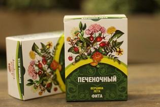 Чай ™  Алтай Старовер   Вершина лета  (печеночный) 40 гр.