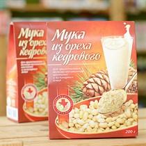 Мука ™  Специалист  кедрового ореха, 200гр.
