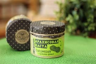 Арахисовая паста ™  Благодар  с кусочками арахиса, 300 гр