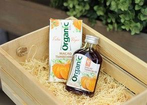 Масло ™  Organic  тыквенное, 100 мл