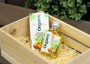 Масло ™  Organic  грецкого ореха, 100 мл