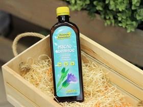 Масло ™  Компас Здоровья  льняное с селеном, хромом, кремнием, 500 мл