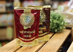 Чай ™  Черный дракон  Черный молочный 100г