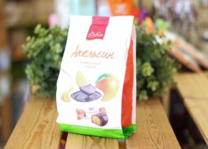 Конфеты ™  ГУД-ФУД   Апельсин в шок. глазури  180 гр.