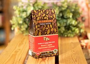 Конфеты ™  Theobroma Пища Богов ФИНИК с ядром абрикосовой косточки  160 гр.