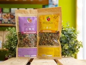 Чай фруктовый ™  BRUSNIKA TEA  Облепиха 100 гр.