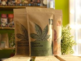 Семена конопли ™  Konoplektika  отборные 250 гр