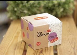 Печенье ™  Meangel   Ve cookie  гречишное 200 гр