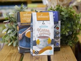 Какао -напиток с гуараной  Бодрящий™  polezzno  200 гр