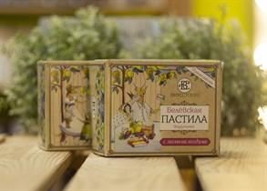 Пастила белевская воздушная™  ВКУССТОРИЯ  с лесными ягодами 200 гр.
