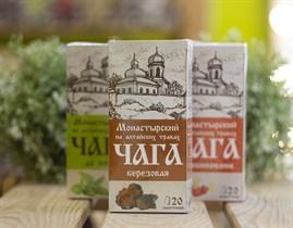 Травяной сбор ™ Chagoff    Монастырский  на алтайских травах  Чага   30 гр.