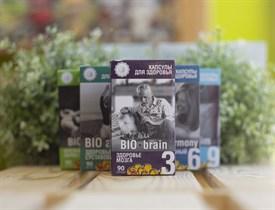 Масло ™  Дом Кедра  капсулы для здоровья  Здоровье мозга  BIO- brain 90 шт