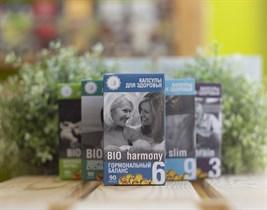Масло ™ Дом Кедра капсулы для здоровья  Гормональный  баланс BIO harmony 90 шт