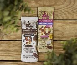 Батончики ™  Bionova  фруктово-ореховый с шоколадом и орехами 35 гр.