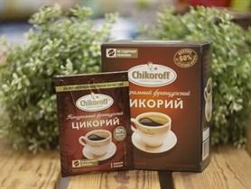 Цикорий растворимый порционный™  Chikoroff натуральный 5 гр.
