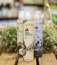 Масло аэрозоль ™   ALTARIA  кедрово-подсолнечное НЕрафинированное 250 мл