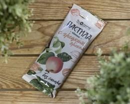 Пастила  Nut Vinograd   Яблоко с грецким орехом  без сахара 50 гр