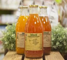 Сок ™  IDEAS  ананас-апельсин-гранат,1л.