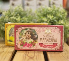 Мармелад ™  Старые Традиции   Дольки Малины  145 гр.