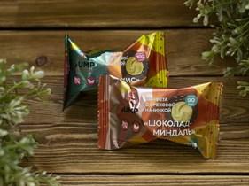Конфеты без сахара™  Energy Ball JUMP  Шоколад - Миндаль 30 г