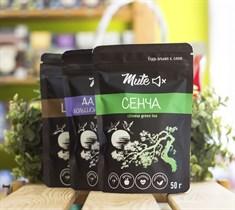Чай ™  MUTE  Сенча, 50 г