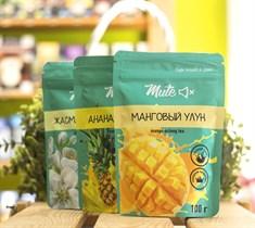 Чай ™  MUTE  Манговый улун, 100 г