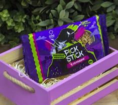 Зерновые палочки ™   Absolute Nature  Pick - Stick с солодом, 60 гр